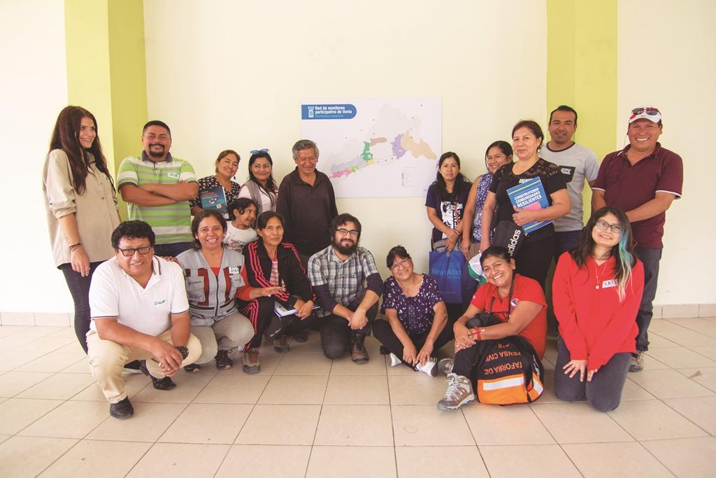 monitoreo participativo