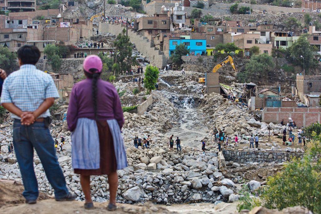 comunicación para el riesgo de desastres durante la crisis sanitaria